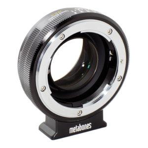 Metabones Speed Booster Nikon - E mount Adapter