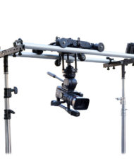 Proaim Fusion 2,4m Versatile Slider Dolly with Track System2