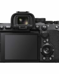 Sony a7s3 back
